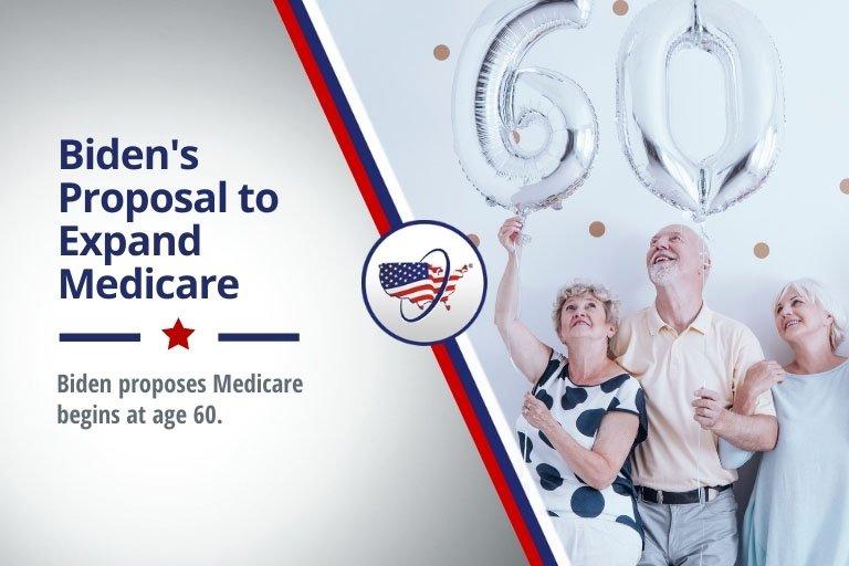 Bidens Proposal to Expand Medicare