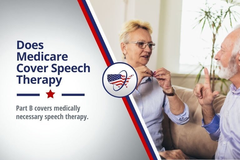 Does Medicare Cover Speech Therapy