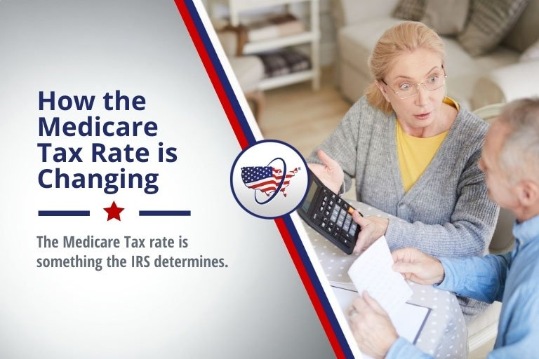 How the Medicare Tax Rate is Changing