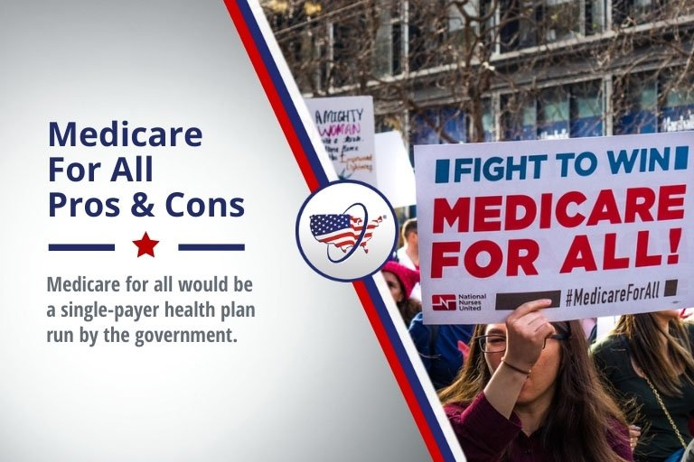 Medicare For All - Pros and Cons