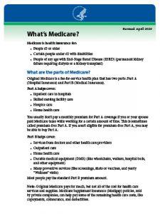 Download Guide: Medicare vs Medicaid