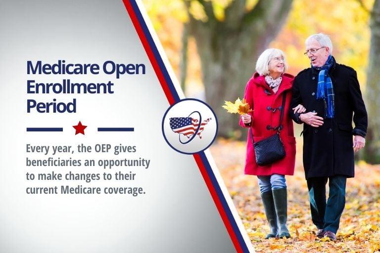Fall Medicare Open Enrollment Period