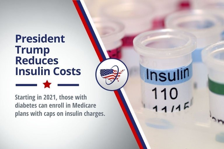President Trump Reduces Insulin Costs