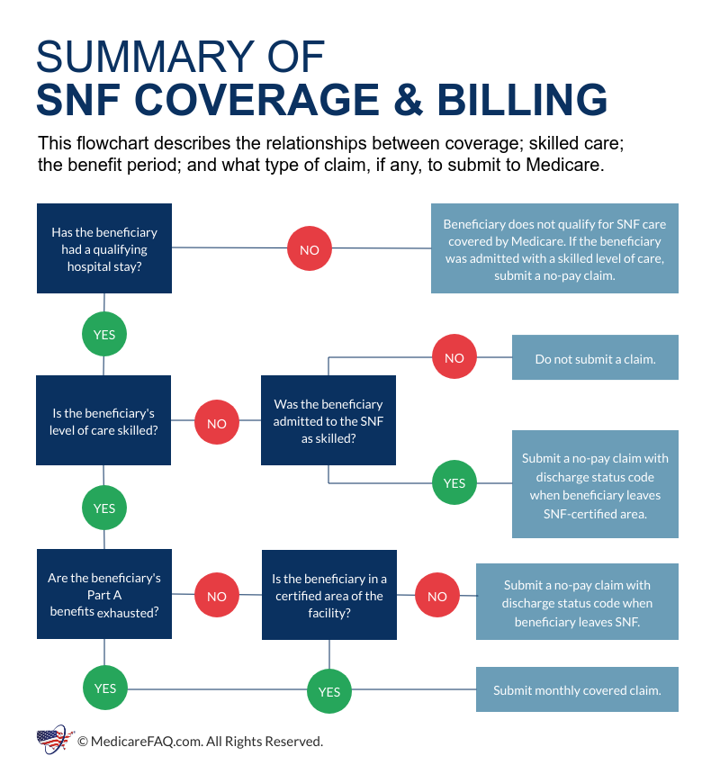 Summary of Skilled Nursing Facility Coverage