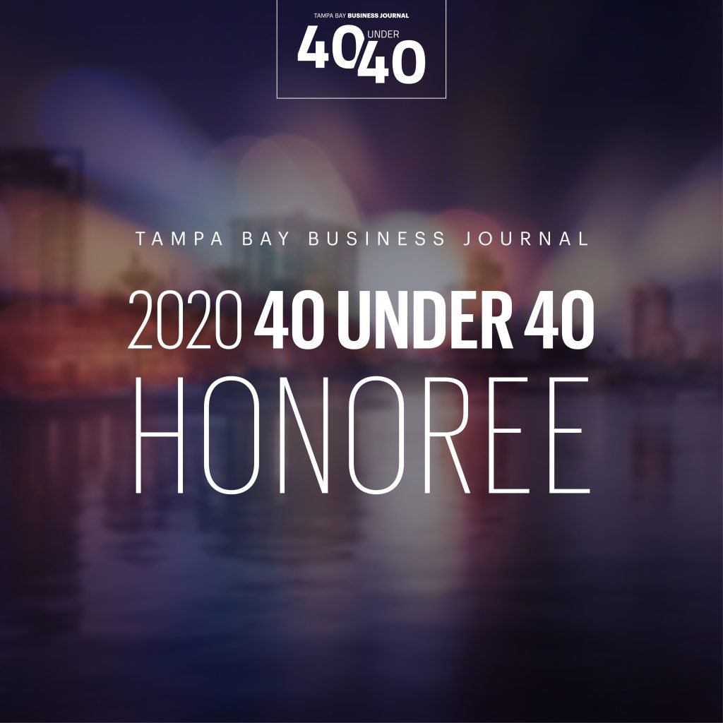 Tampa Bay Business Journal's 40 Under 40