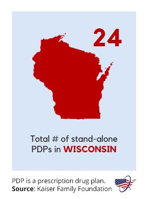 Part D Plans in Wisconsin